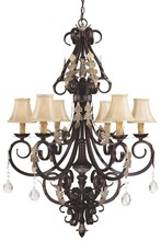 Minka-Lavery 776-301 - 6 Light Chandelier