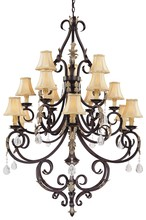 Minka-Lavery 779-301 - 15 Light Chandelier