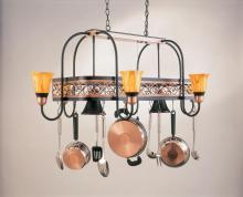 Hi-Lite MFG Co. H-12Y-D-11 MAR - POT RACK COLLECTION