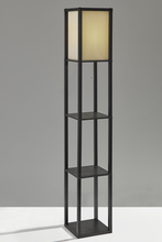 Adesso 3138-01 - Wright Shelf Floor Lamp