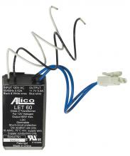 Alico T4C - 60VA 120-12V Solid State Transformer With Power Jack