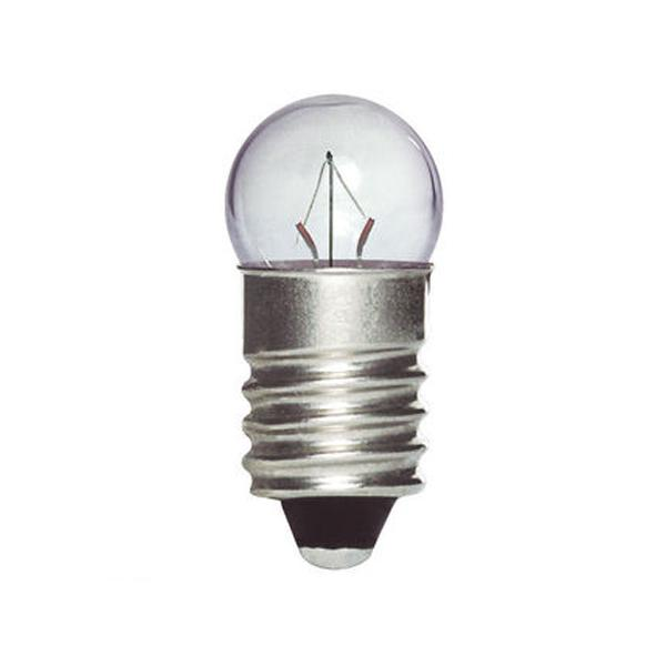 2.8 watt miniature; G3 1/2; 250 average rated hours; Miniature Screw base; 14 volts