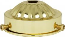 "Satco Products Inc. 90/577 - 2 1/4"" Fitter Brass Finish"