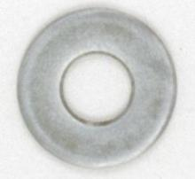 Satco Products Inc. 90/995 - Steel Washer 1/8 IP Slip - 16 Gauge Unfinished 3""
