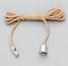 Satco Products Inc. S70/581 - Tassels; Pull String With Connector; To Bell Chain