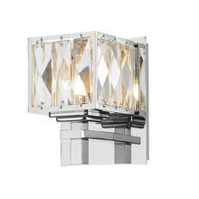 Golden 1035-BA1 CH - 1 Light Bath Vanity