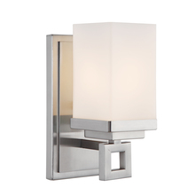 Golden 4444-BA1 PW - 1 Light Bath Vanity