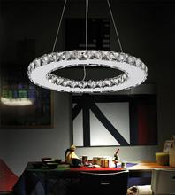 Crystal World 5080P16ST-R - LED  Chandelier with Chrome finish
