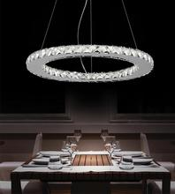 Crystal World 5080P20ST-R - LED  Chandelier with Chrome finish