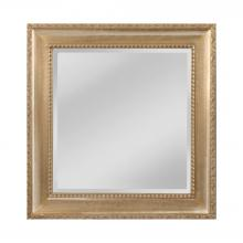 Mirror Masters (Yellow) MW4508B-0027 - Old New Orleans Beveled Wall Mirror - Small