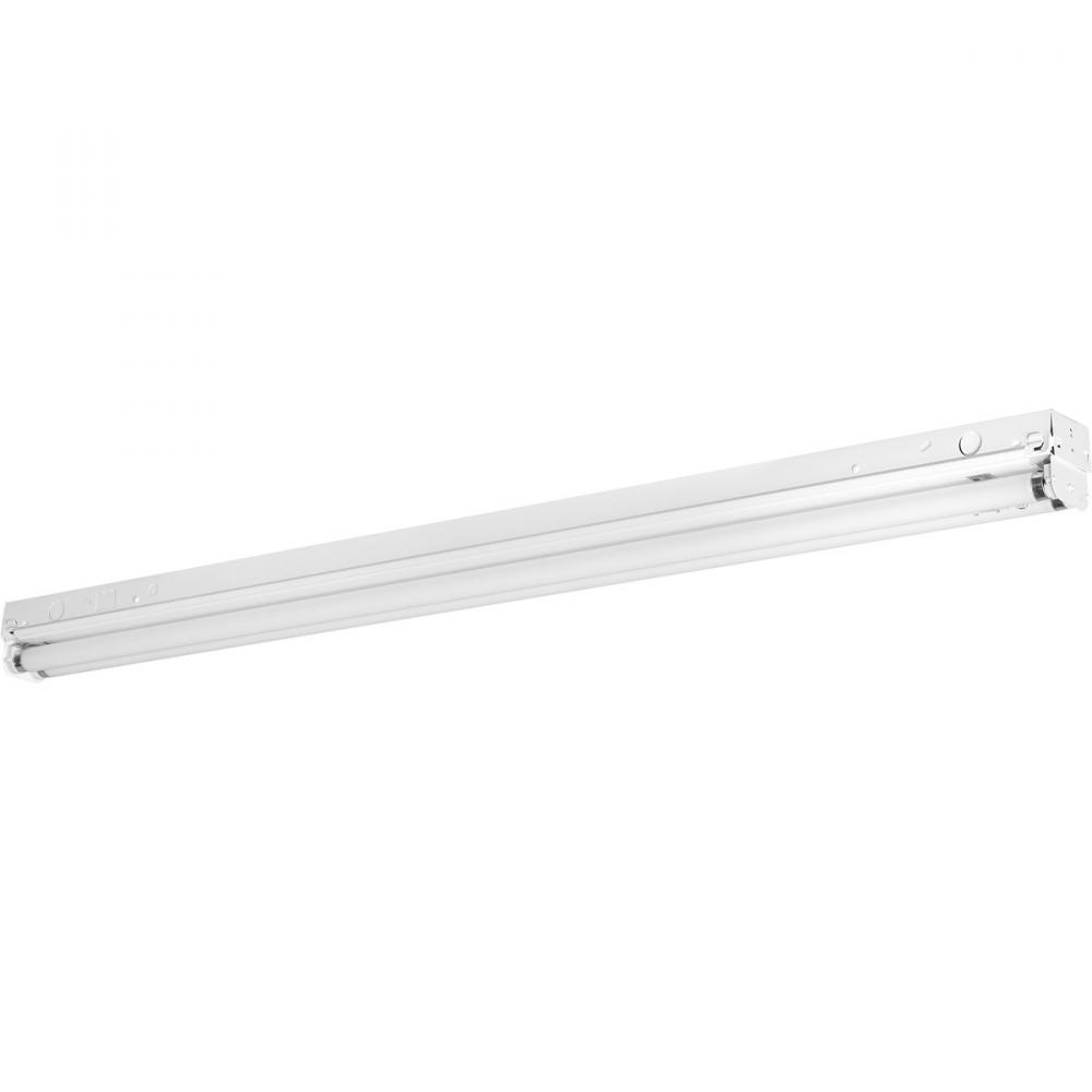 Two Light White Fluorescent Light
