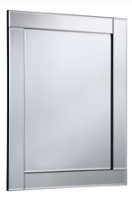 Elegant MR-3047 - Modern 31.5 in. Contemporary Mirror in Clear