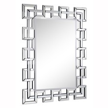 Elegant MR-3348 - Modern 48 in. Contemporary Mirror in Clear