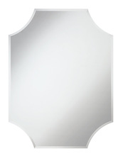 Elegant MR-4018 - Modern 32 in. Contemporary Mirror in Clear