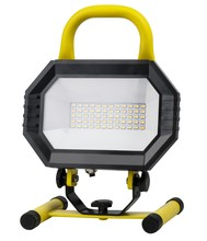 Elegant PWL5003Y - LED Port.WorkLight30W 120V LM2000 4000KYELLOW