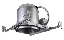 "Elegant RE7ICA - 6"" Line Voltage New construction IC Air Tight Housing"