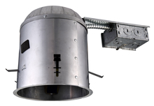 "Elegant RE7RICA-LED - 6"" Line Voltage Remodel IC Air Tight LED Housing"