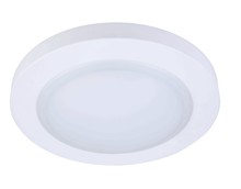 "Elegant RN61530KDK - 6""CRI90 15W LM1000 3000K LED Disk Light"