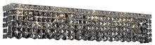 Elegant V2033W30C-SS/SS - 2033 Maxime Collection Wall Sconce L:30in W:4.5in H:6.25in Lt:6 Chrome Finish (Swarovski� Elements C