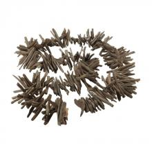 Dimond 356016 - Driftwood Garland - Dark