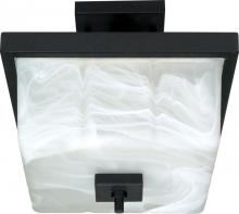 Nuvo 60/002 - Cubica 2 Light Semi Flush