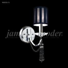 James R Moder 96001S22 - Tassel Collection 1 Arm Wall Sconce