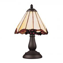 ELK Lighting 080-TB-03 - Mix-N-Match 1 Light Table Lamp In Tiffany Bronze