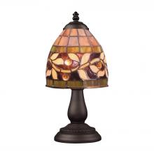 ELK Lighting 080-TB-17 - Mix-N-Match 1 Light Table Lamp In Tiffany Bronze