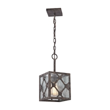ELK Lighting 32122/1 - Radley 1 Light Pendant In Malted Rust